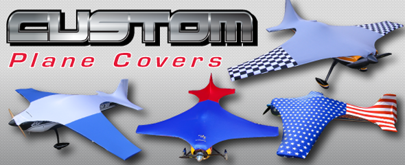 Custom RC Plane Covers